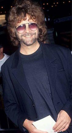 Jeff Lynne, beautiful smile Jeff Lynne Elo, Roy Wood, Electric Light, Beautiful Smile, John Lennon, Orchestra, Concerts, Rock Bands, The Beatles