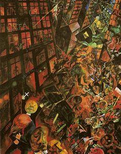 George Grosz, The Funeral - dedicated to Oskar Panizza - Staatsgalerie Stuttgart Norman Rockwell, Art Dégénéré, George Grosz, Critique D'art, Art Criticism, Art Moderne, Art Abstrait, Kandinsky, Art History