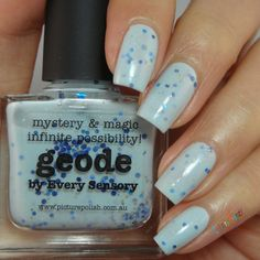 piCture pOlish Geode