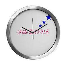 D.O.V.E. Modern Wall Clock > D.O.V.E. BEST SHOP