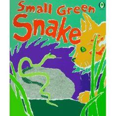 Small Green Snake - E Gray