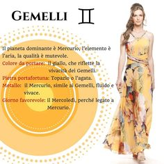 #gemelli #gemini #zodiac #zodiaco #yellow #giallo #newyear #2016 #longdress #dress #outfit #woman #girl #fabianaferri #mercurio #mercury