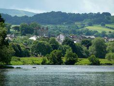 Hay-on-Wye Riverside Walk, Brecon Beacons, Walking Routes, River Bank, Stargazing, Road Trips, Wales, Woodland, United Kingdom