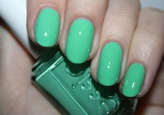First Timer. Click the photo to check out Polish You Pretty's full swatch review of the Essie 2013 Resort Collection!