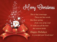 100 Best Merry Christmas Wishes 2018 For Everyone