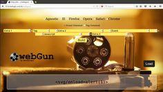 webGun - XSS Payload Building Tool