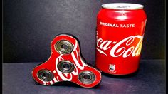 Smart Hack's creates the best coca-cola fidget spinner from multiple cans of coca-cola. Life hacks, tricks and experiments. Coca Cola, Hacks Diy, Coco, Watch, Youtube, Clock, Bracelet Watch, Cola, Youtubers