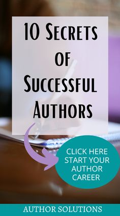 Learn what makes successful authorpreneurs different from the average author who barely makes the equivalent of minimum wage in book sales. There is much more to running a successful book business than writing books. These 10 secrets will put your far ahead of other aspiring authors and help you to take your business to another level. #bookmarketing #authorbusiness