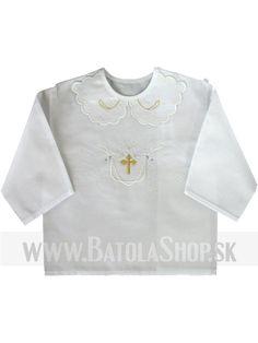 15fa0889bb31 Košieľka na krst - krstná - košieľky - vyšívanie
