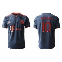 FC Bayern M/ünchen Champions of Europe 2020 T-shirt Rouge Taille XL