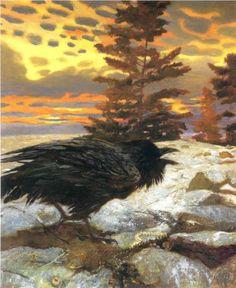 "Jamie Wyeth's ""The Thief"" (Farnsworth Museum - Rockland, ME)"