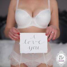 Bridal Boudoir Photo Shoot. #bridalboudoir