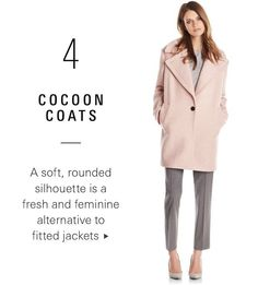 Style With Cocoon Coats For Women In Winters | Young Craze