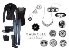 Magnolia and Vine high quality snap jewellery and accessories. Complete ANY look !! see entire collection