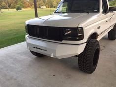Customizable WIY Front Standard - Ford F250/F350 1992-1996 Truck (679) - MOVE Bumpers