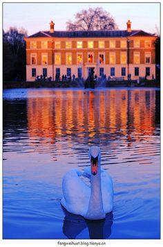 The Royal Botanic Gardens, Kew, London