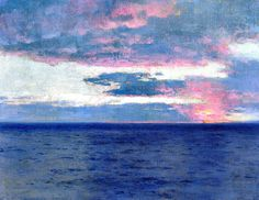 "wonderingaboutitall: "" The Clouds Of Tempest - William Blair Bruce """