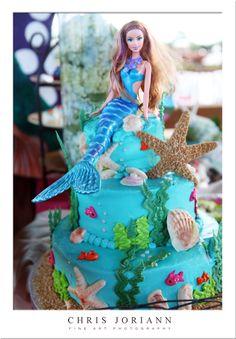 { a mermaids tale: kierra's under-the-sea birthday bash } « CHRIS JORIANN {fine art} PHOTOGRAPHY | b l o g