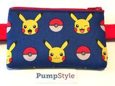 Pokemon Insulin Pump Pouch