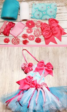 Tutorial: make a Tutu hair bow holder! The perfect way to display those beautiful clips & bows!
