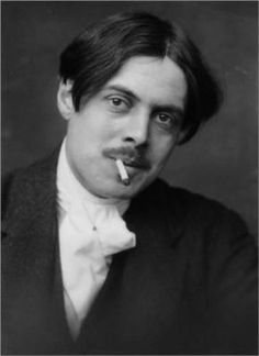 Photo of Wyndham Lewis -1913
