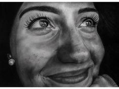 Anima 50×70 Grafite su carta 2015 Please like and share onFacebook,Twitter, PinterestandGoogle plus