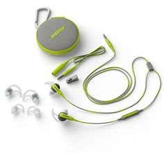 Bose SoundSport: the new headphones on the way to me.