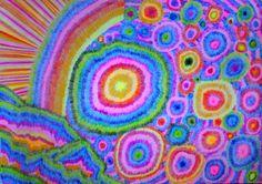 Splashing colors by Desiree Veltsema