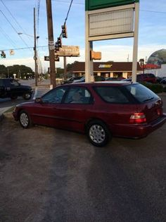 1995 honda accord wagon $2600 145k sent text 8/7