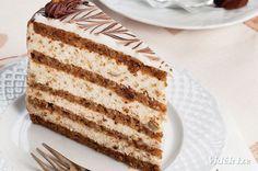 Eszterházy torta - Vidék Íze