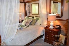 British Colonial Master Bedroom - tropical - bedroom - san francisco - Full Circle Interior Solutions