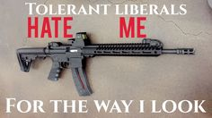 I hate assault weapons for their ability to eliminate many lives in the hands of an asshole of any political persuasion. It just happens to be Republican lawmakers that are bought and paid for by the NRA. Gun Humor, Personal Defense, Conservative Politics, Gun Control, Stupid People, 2nd Amendment, Always Remember, Survival, Shit Happens