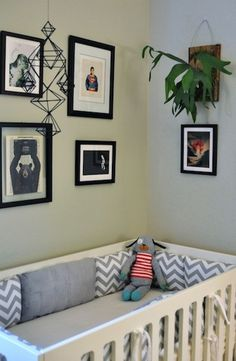 Here's an idea for the nursery