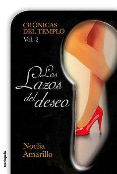 LecturAdictiva: Los lazos del deseo, Noelia Amarillo