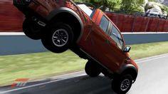 Forza Motorsport 4: Longest Stoppie ever.........