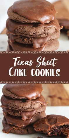 Ingredients Chocolate Cake Mix Cookies Ingredients 1 box Milk Chocolate Cake Mix 2 Eggs cup Canola Oil cup Chopped pecans optional I. Cookie Desserts, Fun Desserts, Cookie Recipes, Chocolate Cake Mix Cookies, Cake Cookies, Brownie Mix Cookies, Cupcakes, Healthy Cookies, Yummy Cookies