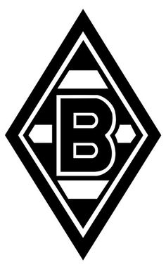Borussia Mönchengladbach (Borussia VfL 1900 Mönchengladbach e.V.) | Country: Germany / Deutschland. País: Alemania. | Founded/Fundado: 1900/08/01. Badge / Crest / Escudo.