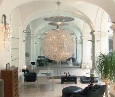 Best Interior, Ceiling Lights, Interiors, Lighting, Store, Inspiration, Vintage, Ideas, Home Decor