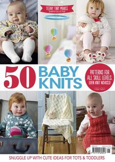 50 baby knits by Nguyệt Ly Trần - issuu