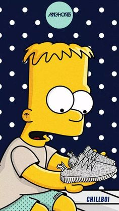 Chill壁纸   The Simpsons