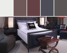 LOFT BED - QUEEN Bedroom Designed By Baker Furniture via Stylyze