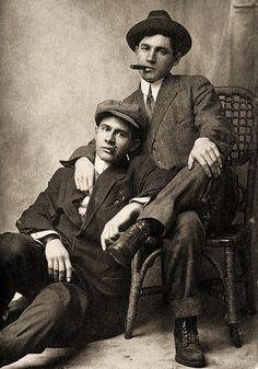 Vintage men gay