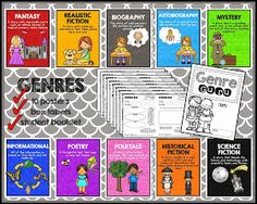 Lory's Page: Teaching GENRES