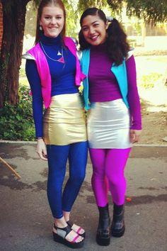 Best Friend Halloween Costumes - Couples Costumes - Seventeen