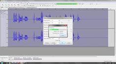 Reverb in Audacity Raumwirkung für Audio