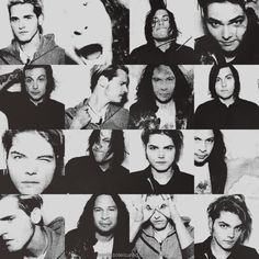 My Chemical Romance Gerard Way, Frank Iero, Mikey Way, Ray Toro. Danger Days. i really the third pic of Frank
