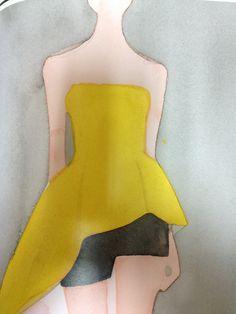 Mats Gustafson para #Dior - SS 2013