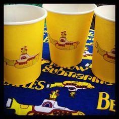 Party theme The Beatles - Yellow Submarine