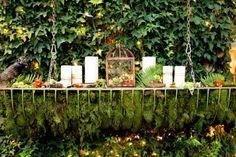 Woodland Wedding Decorations for your garden wedding. Filled with magical woodsy wedding ideas. Woodsy Wedding, Whimsical Wedding, Forest Wedding, Garden Wedding, Fall Wedding, Dream Wedding, Wedding Stuff, Wedding Reception, Redwood Wedding