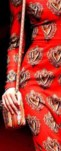 Miss Millionairess / karen cox.Dolce and Gabbana spring 2015